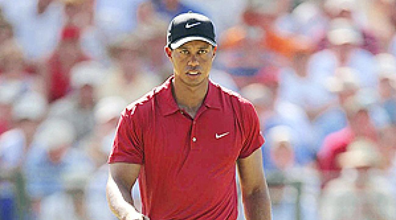 Winning is a habit for Tiger, losing is a habit for the other guys.