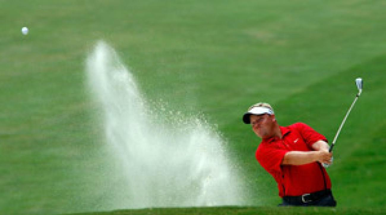 Carl Pettersson shot a final-round 68 to win by two shots.