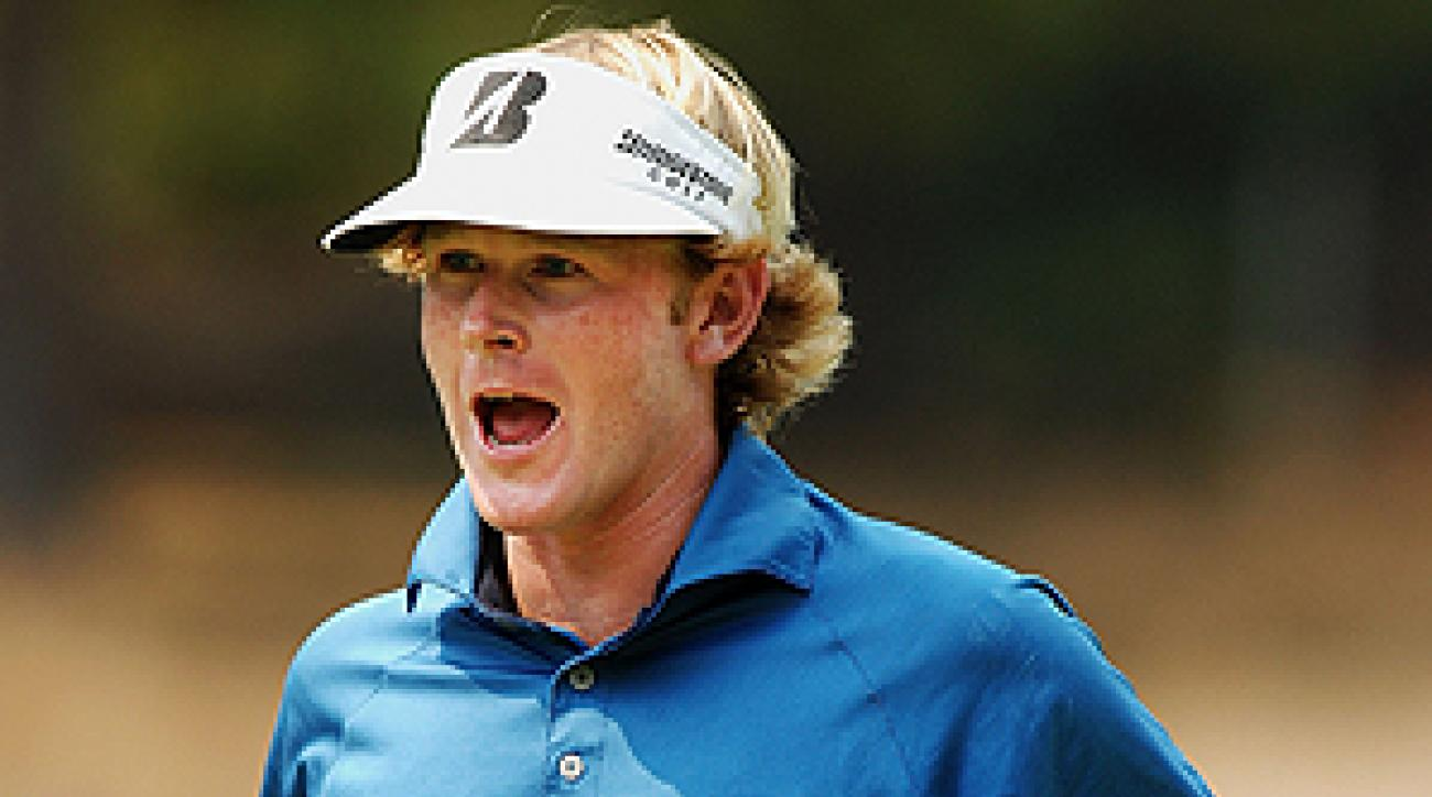 Snedeker had 10 birdies in his final round.