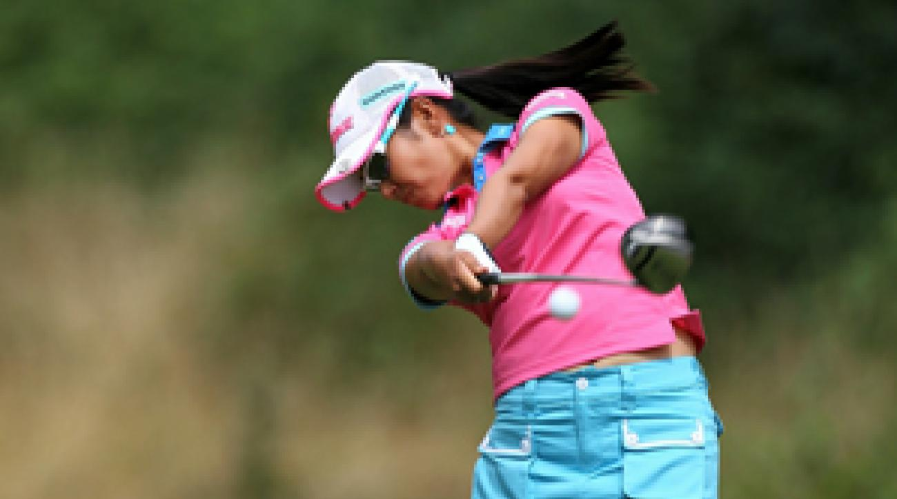 Ai Miyazato and two other players have started a website to help raise money for Japan relief efforts.