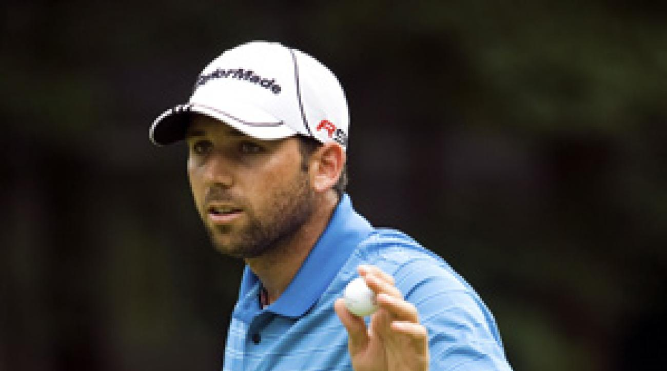 Sergio Garcia is currently ranked 80th in the world.