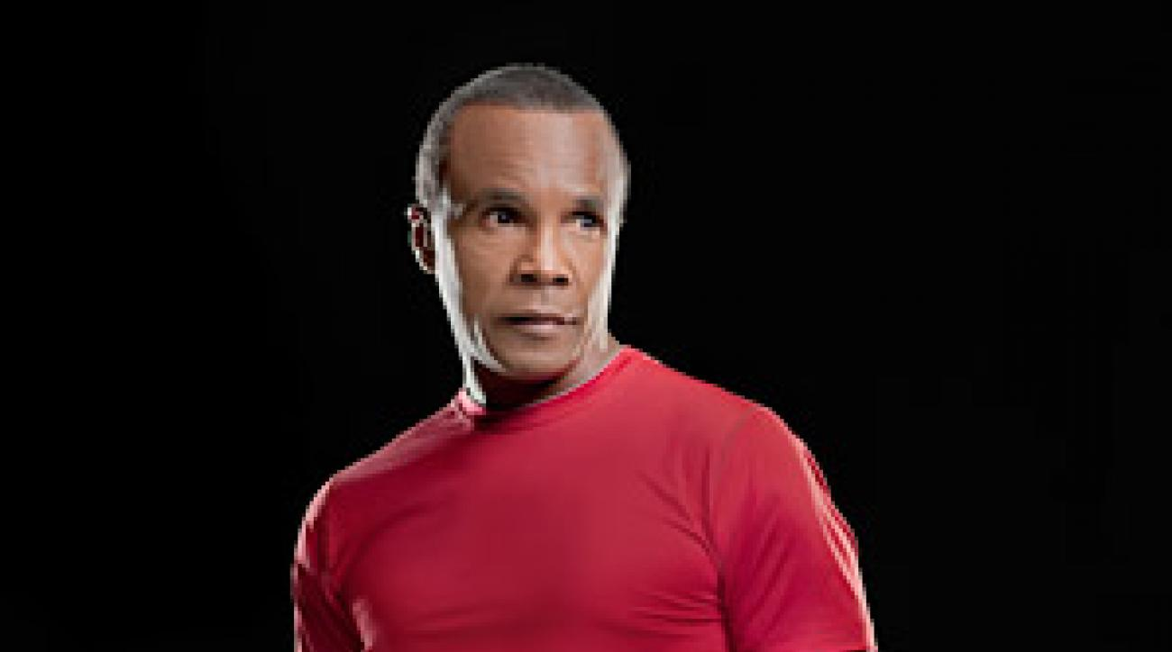 "Sugar Ray Leonard, 55, is the author of ""The Big Fight: My Life in and out of the Ring."""