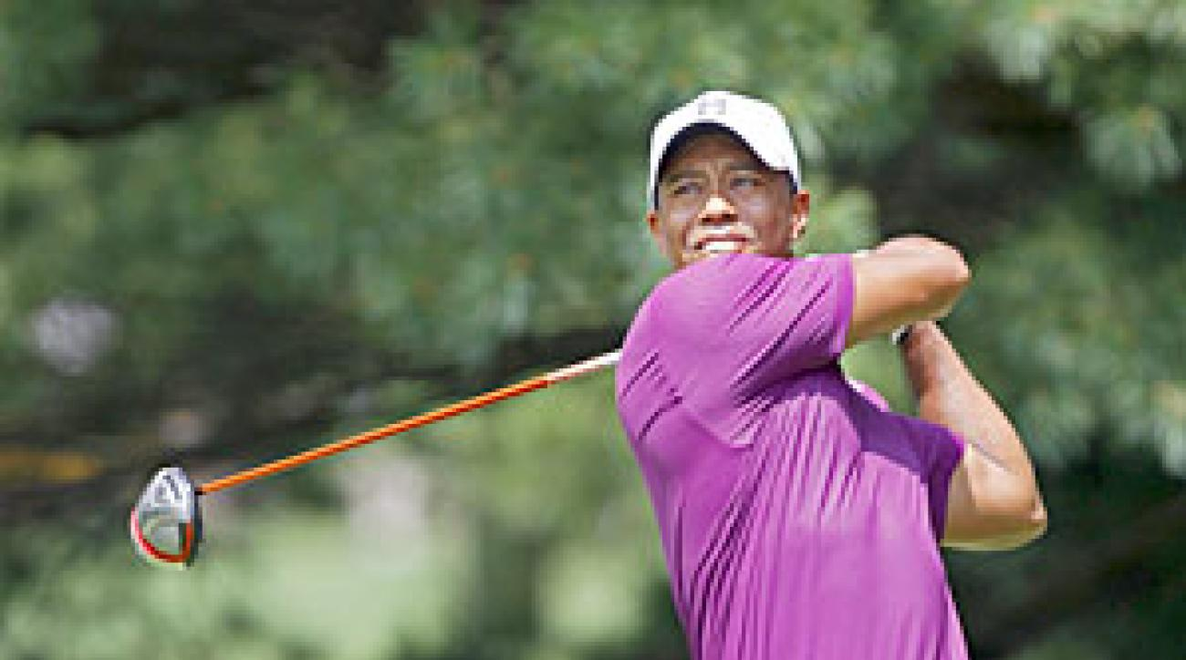 Tiger Woods will play in California in October before heading to Australia.
