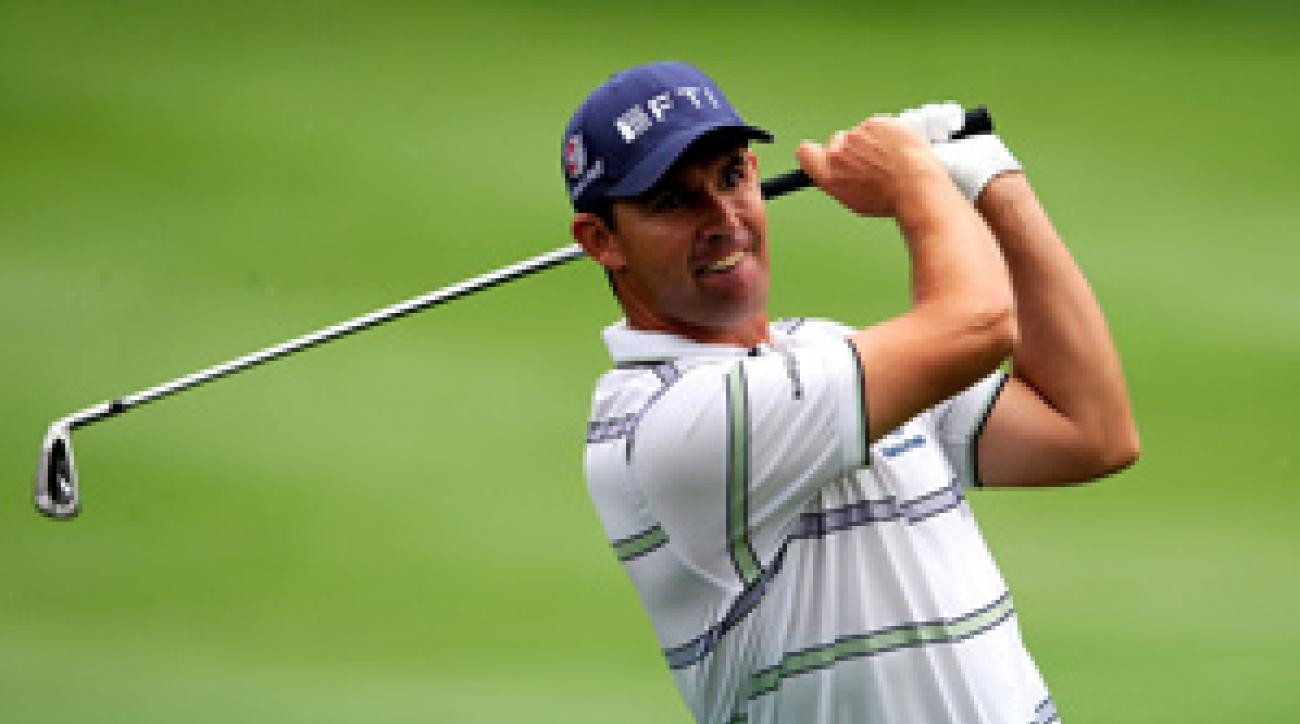 Padraig Harrington enters the Wyndham ranked 130th in the FedEx standings.