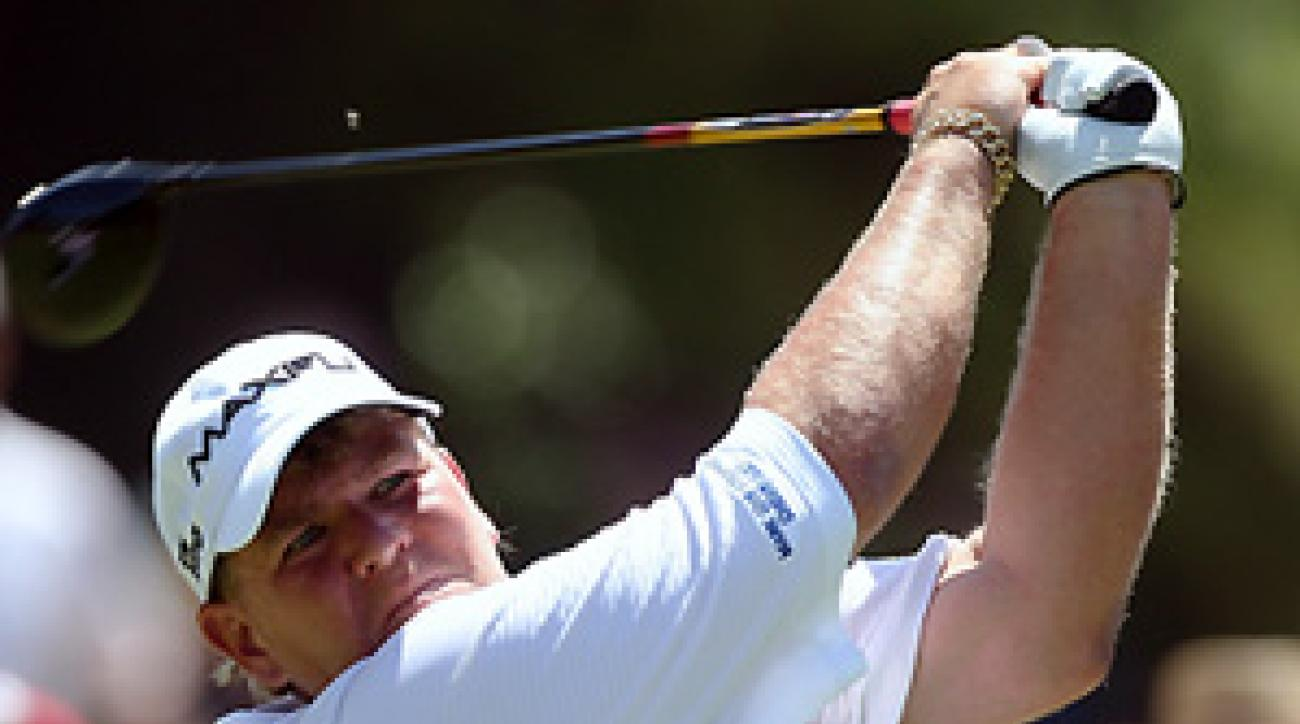 Daly shot an opening-round 67.