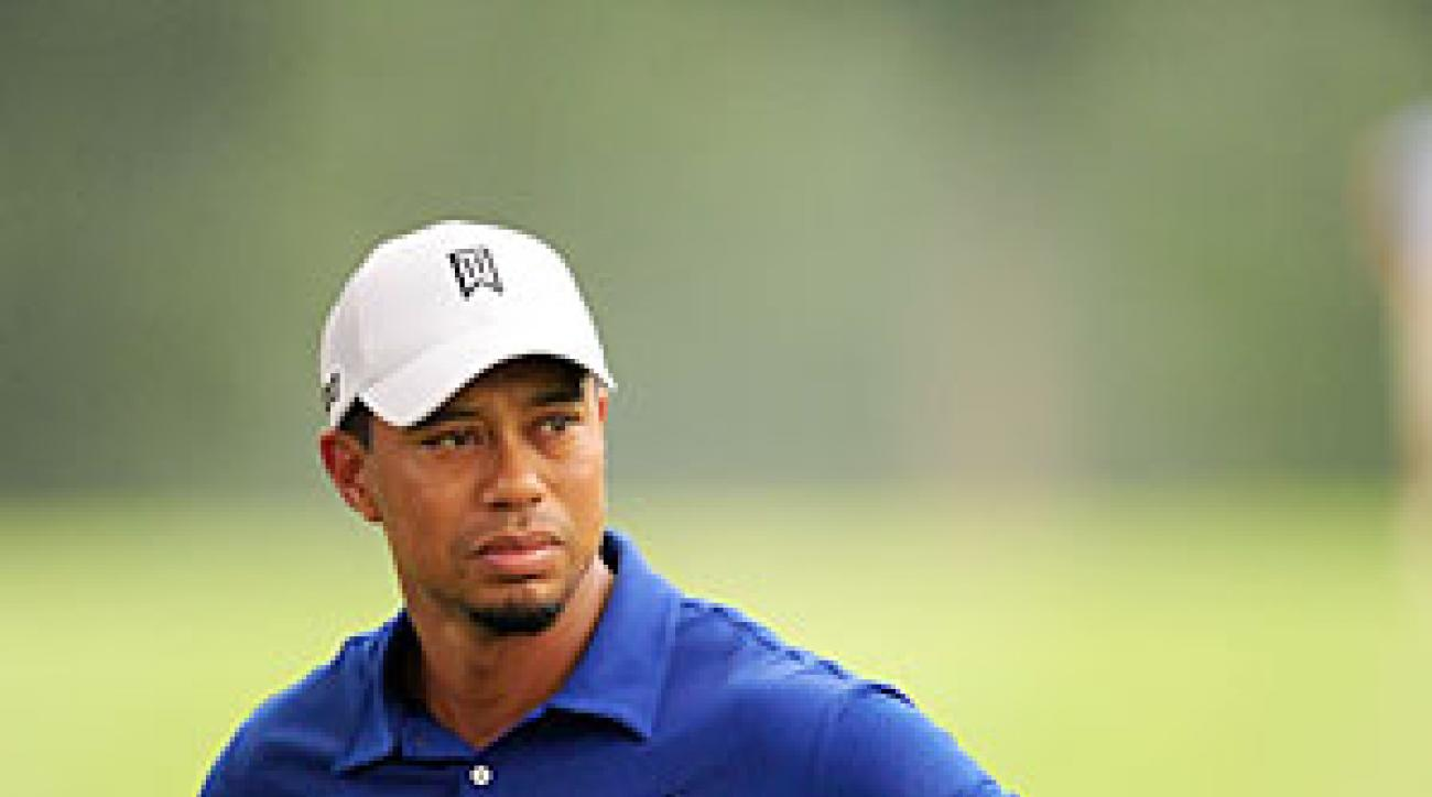 Tiger Woods has yet to win since his car accident in November 2009.