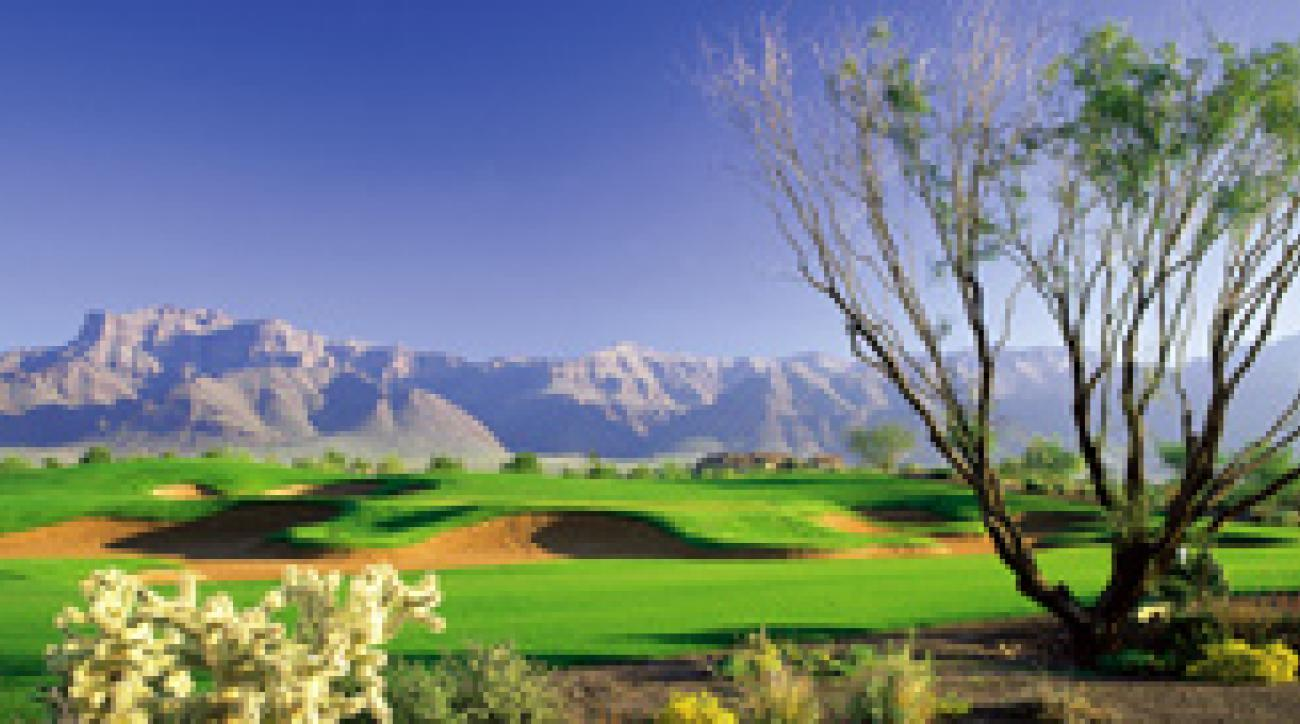 There may be gold in them thar hills, but the golf and amenities at Superstition Mountain may be all the treasure you need.
