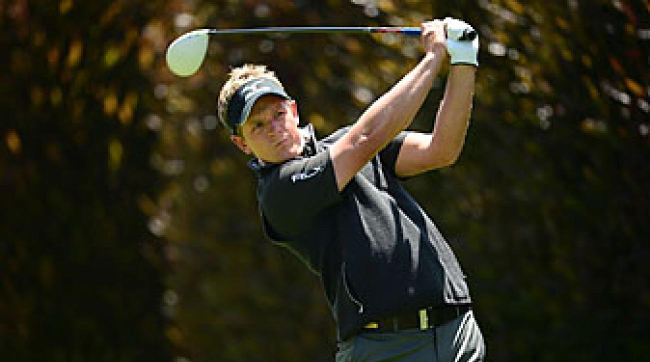 World No. 1 Luke Donald reached the top spot without winning a major championship.