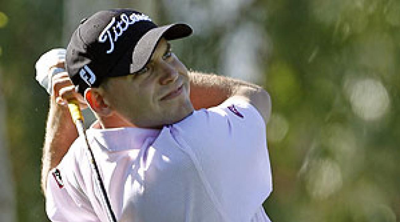 Bill Haas shot 64 in the final round.