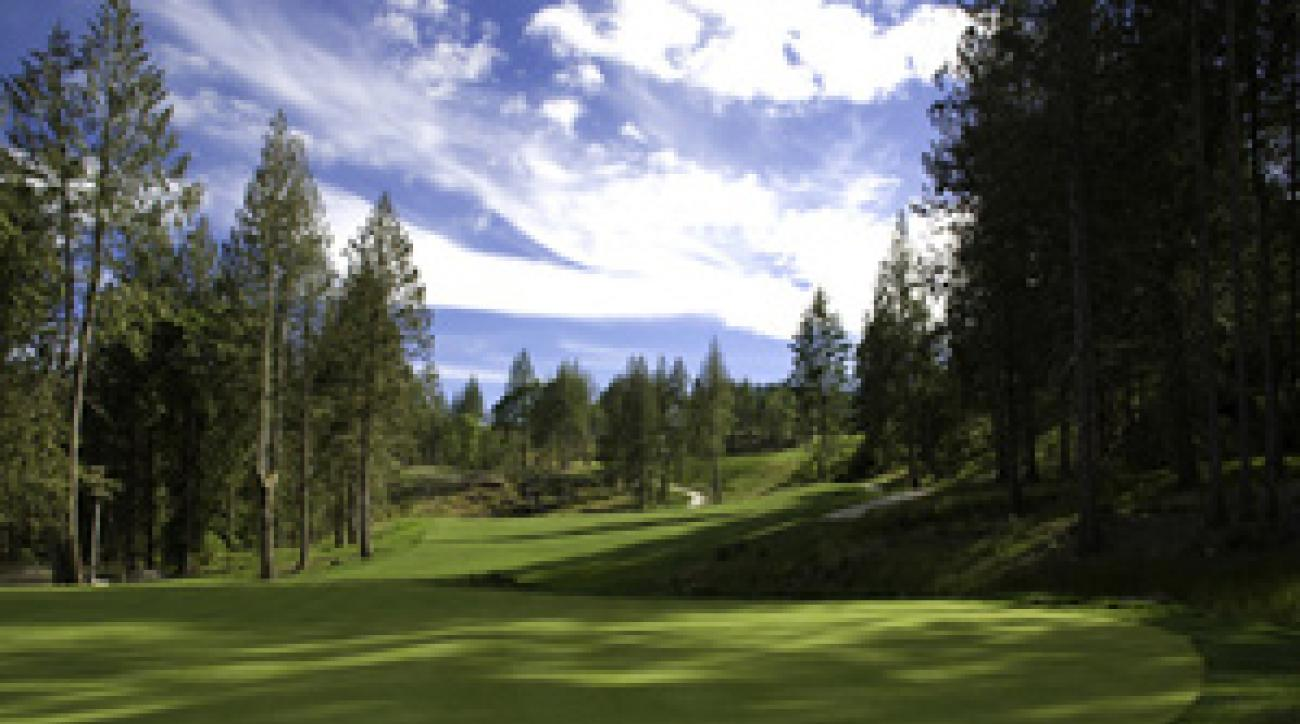 The Valley Course at Bear Mountain Resort in Victoria, B.C.