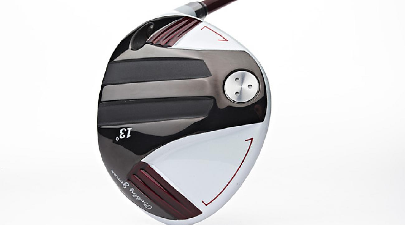 Bobby Jones by Jesse Ortiz Fairway Wood