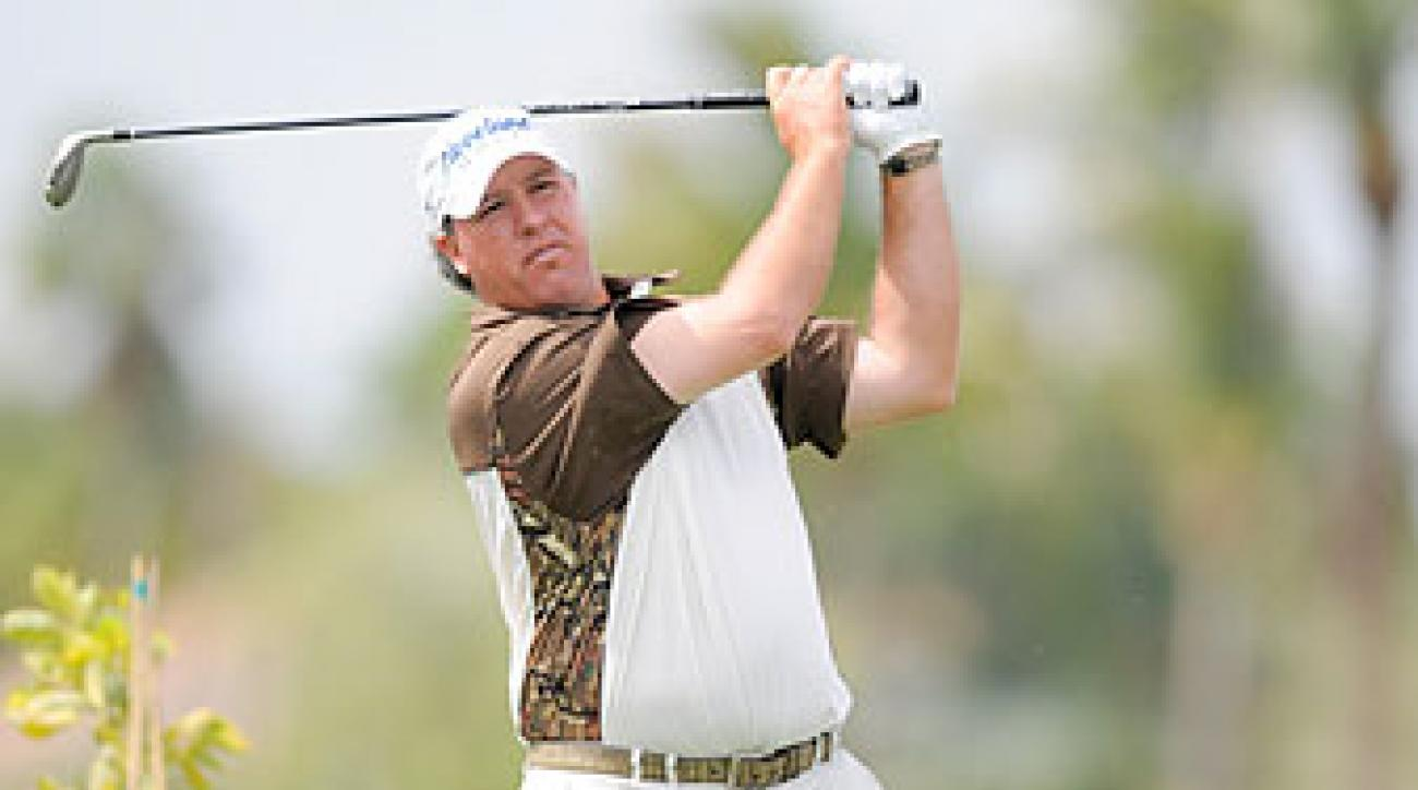 Boo Weekley is a two-time winner on the PGA Tour, but he's back at Q-school this week.