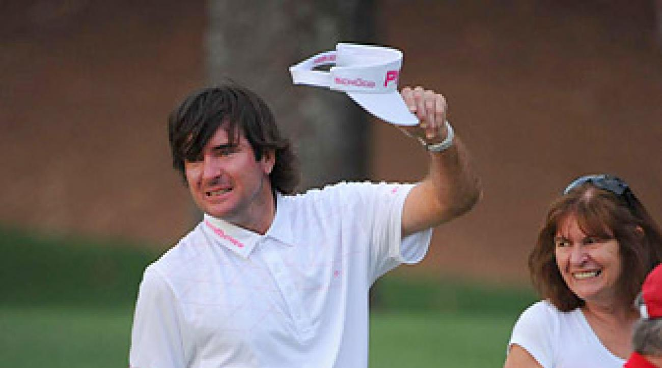 Bubba Watson brings to mind Bill Mehlhorn, a true character from the Tour's past.