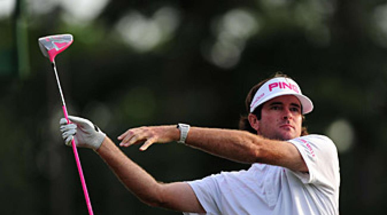 Bubba Watson won the Masters despite not having a swing instructor.