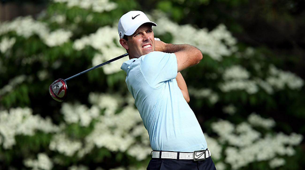 Schwartzel's 65 could have been even better but he made a bogey and a double bogey.