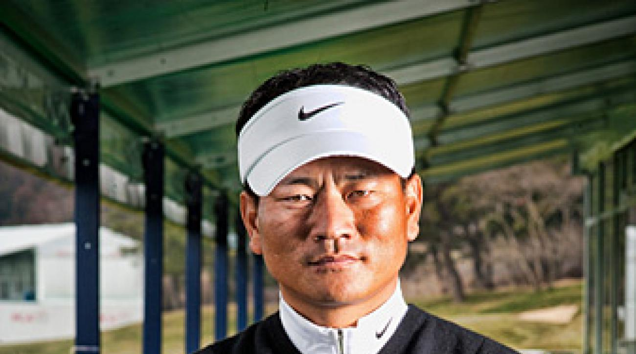 K.J. Choi has won eight times on the PGA Tour.