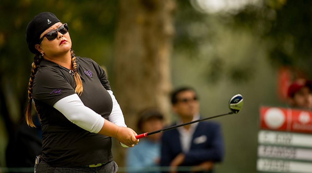 Christina Kim fired a 65 on Thursday.