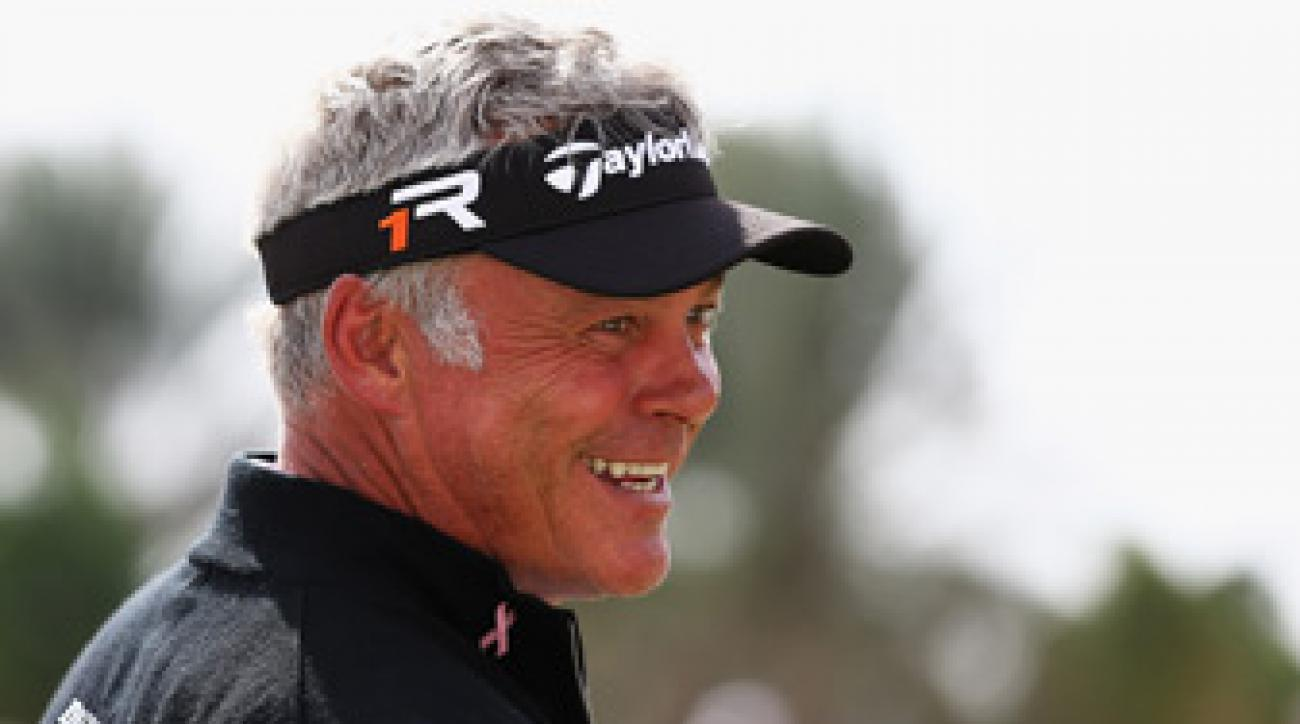Darren Clarke says he wants to focus on his own game instead of being the European Ryder Cup captain in 2014.