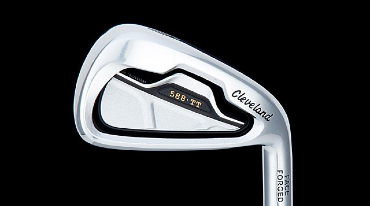 Cleveland 588 TT Irons
