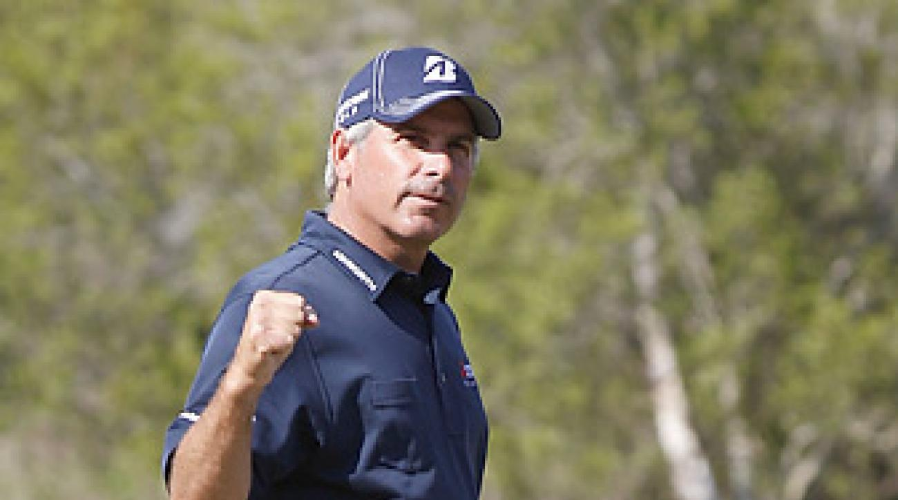Fred Couples captained the U.S. team to two straight Presidents Cup titles.