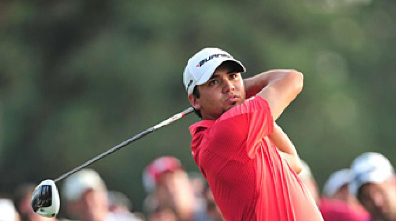 Jason Day claimed runner-up finishes at the Masters and U.S. Open in 2011.