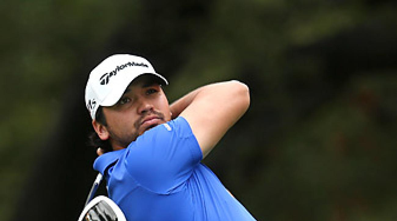 Jason Day has struggled in 2012 after a strong season last year.