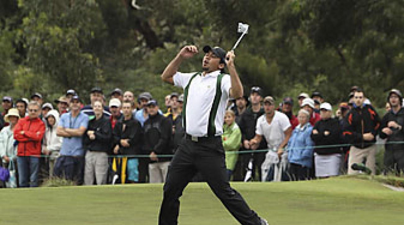 Jason Day has only one win this week.