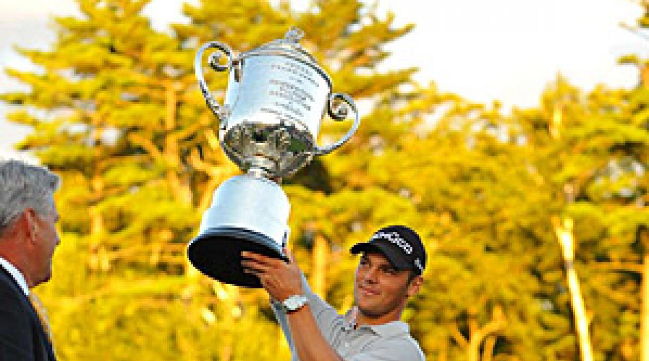 Under Peter Kostis's proposed ranking system, 2010 PGA Champion Martin Kaymer would be the World Player of the Year.