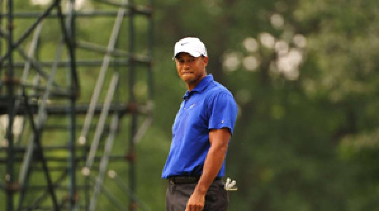 Tiger Woods has not indicated when he might return to the PGA Tour.