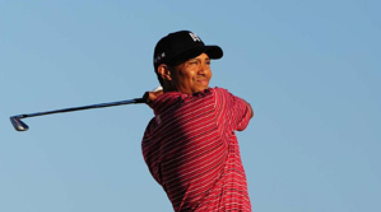Tiger Woods has been hounded by the media since the day after Thanksgiving when news broke of his car accident.