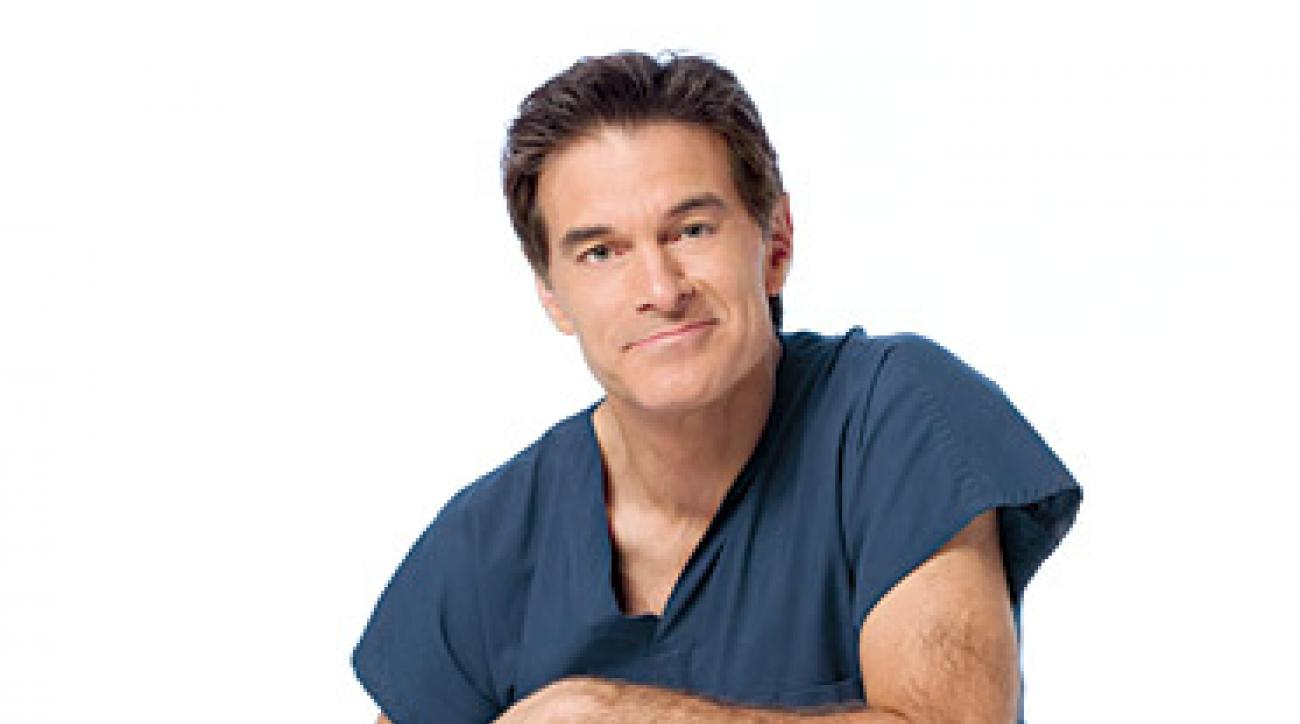 "Dr. Mehmet Oz, 50, hosts the television program ""The Dr. Oz Show."""