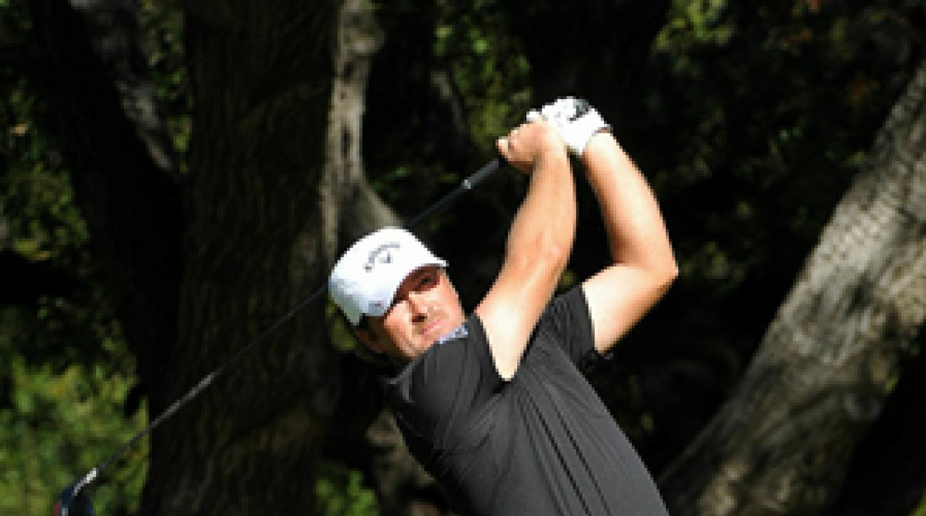 Graeme McDowell will play the PGA Tour full time in 2011.