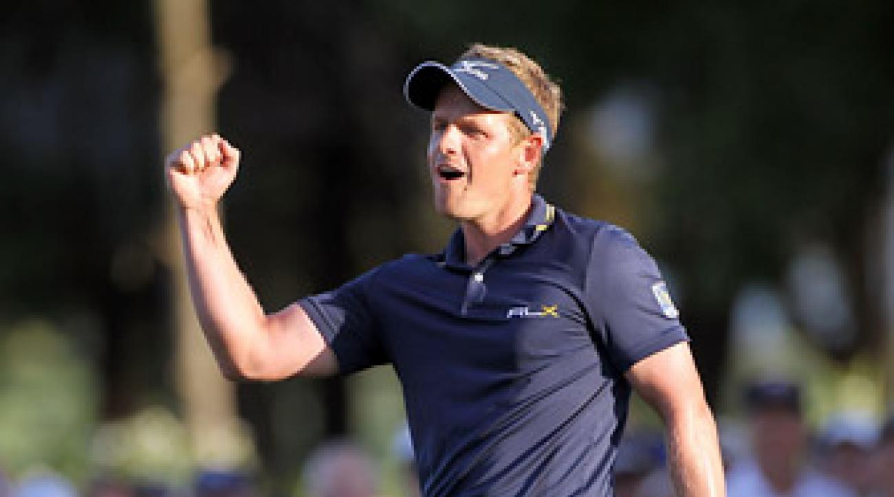 With his victory at the Transitions, Luke Donald reclaimed the No.1 ranking.