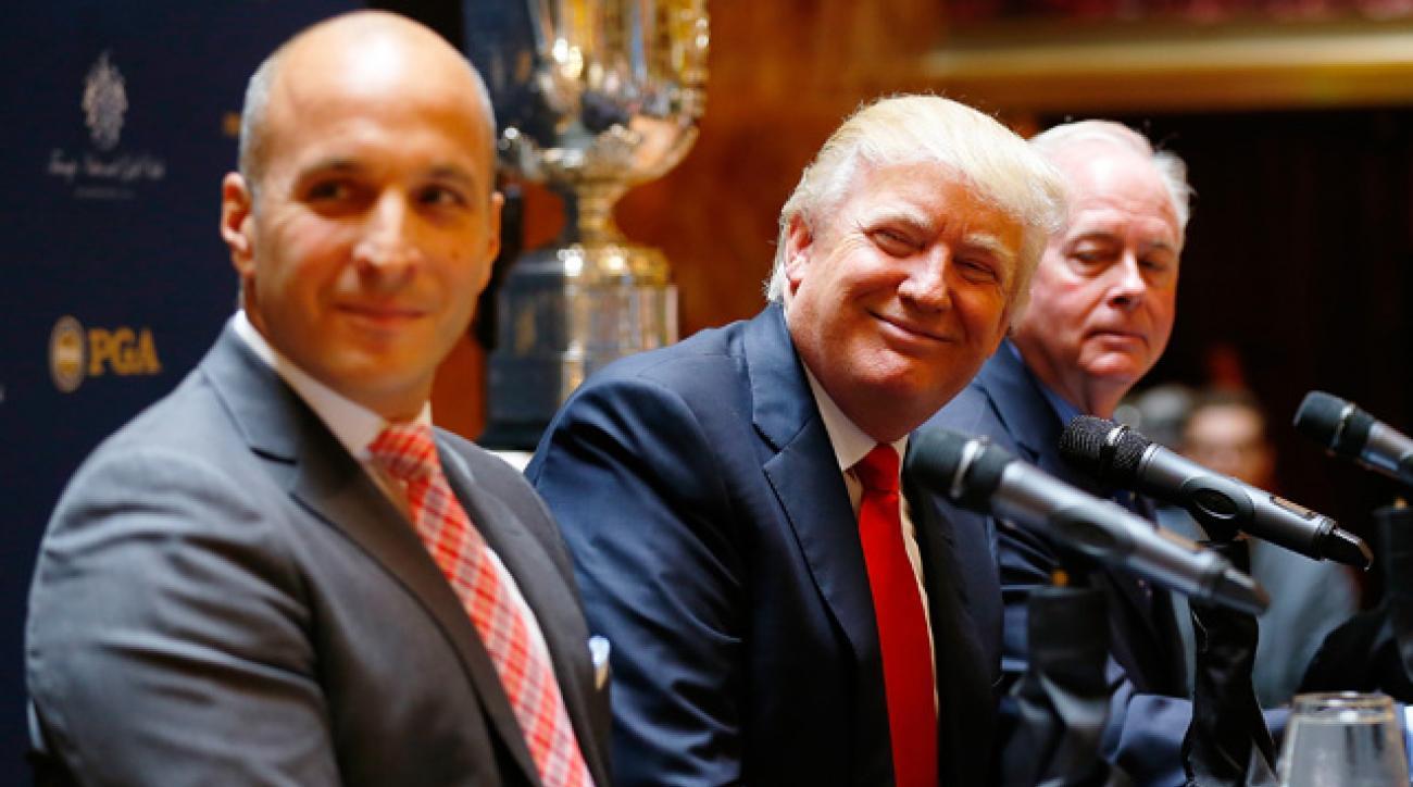 Donald Trump is set to add a golf course in Charlottesville, Va., to his portfolio.