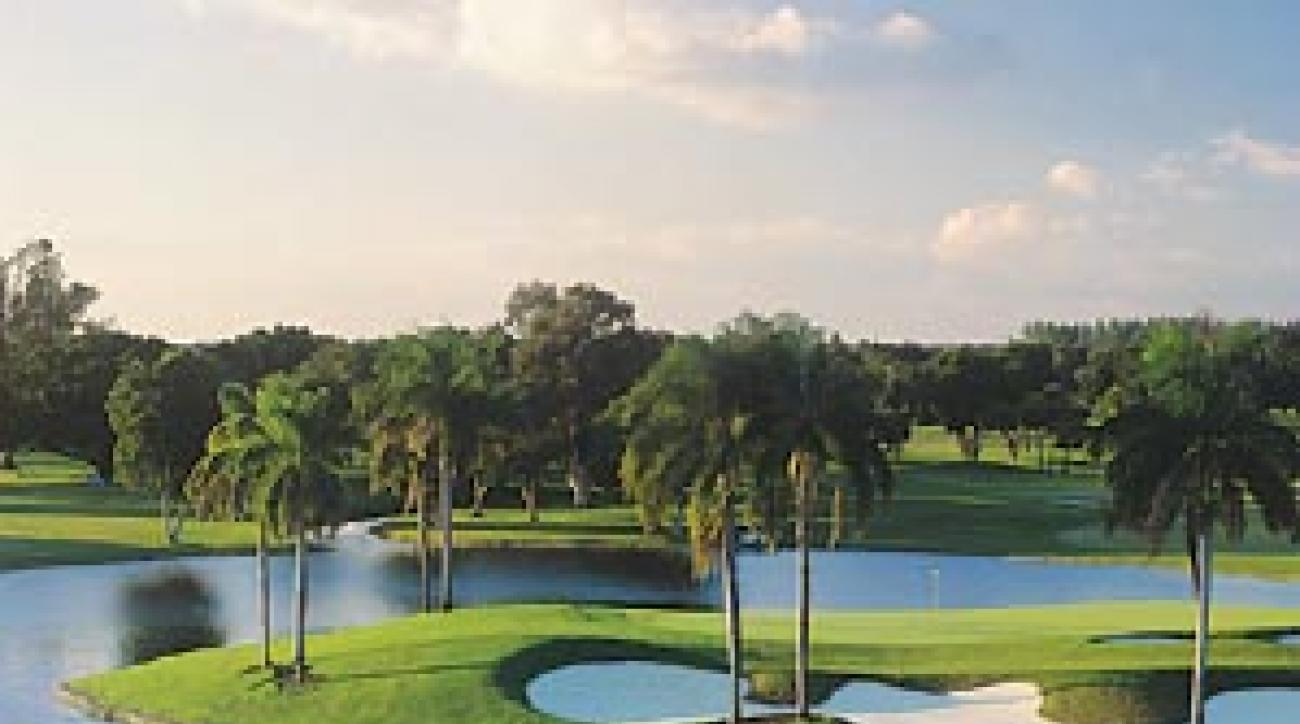 The Blue Course at Doral Resort & Spa