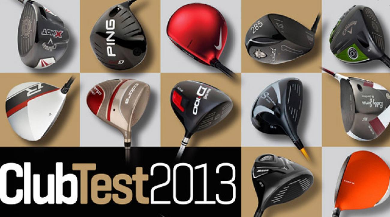 ClubTest 2013: Drivers