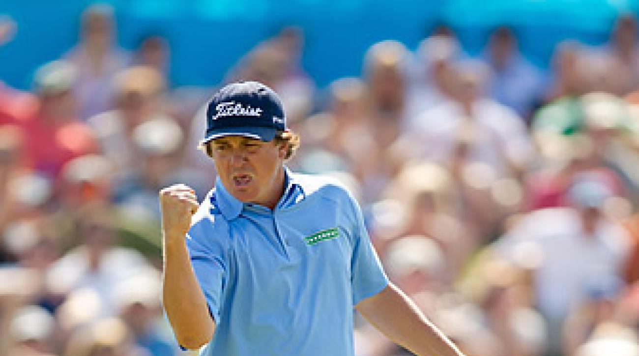 Is Jason Dufner the best American golfer right now?