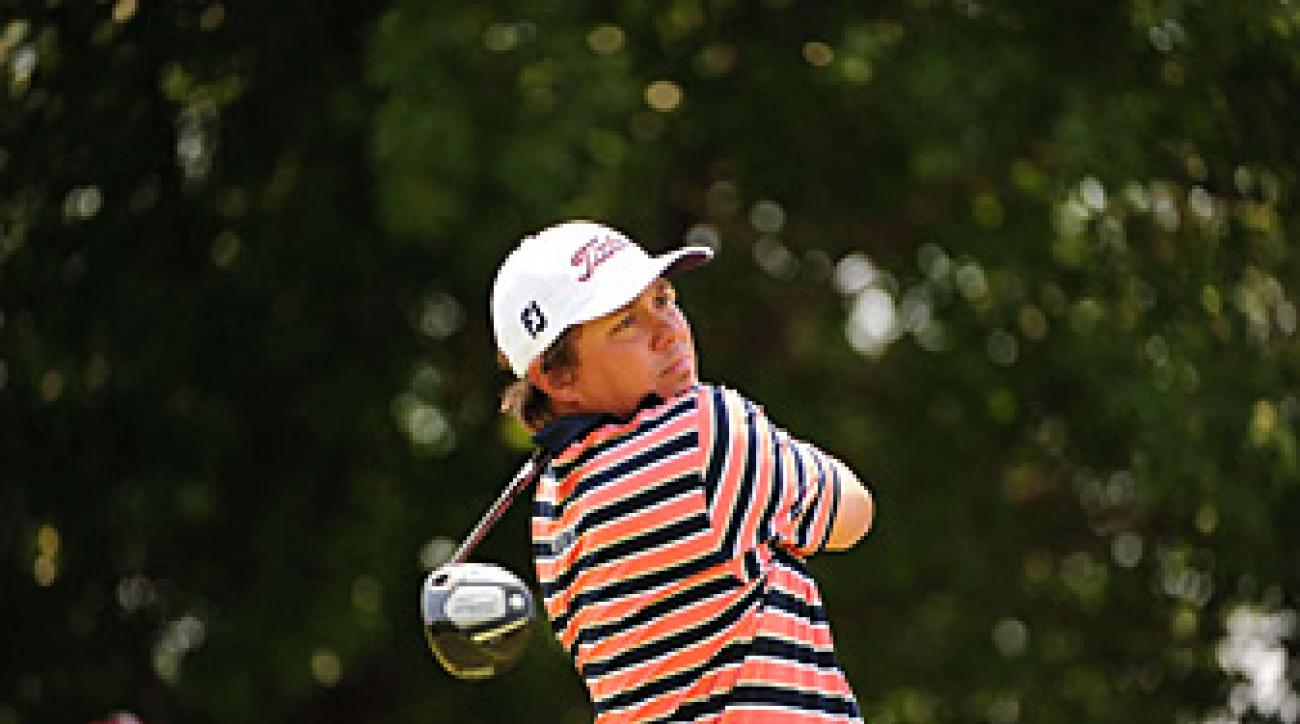 Jason Dufner won last month in New Orleans.