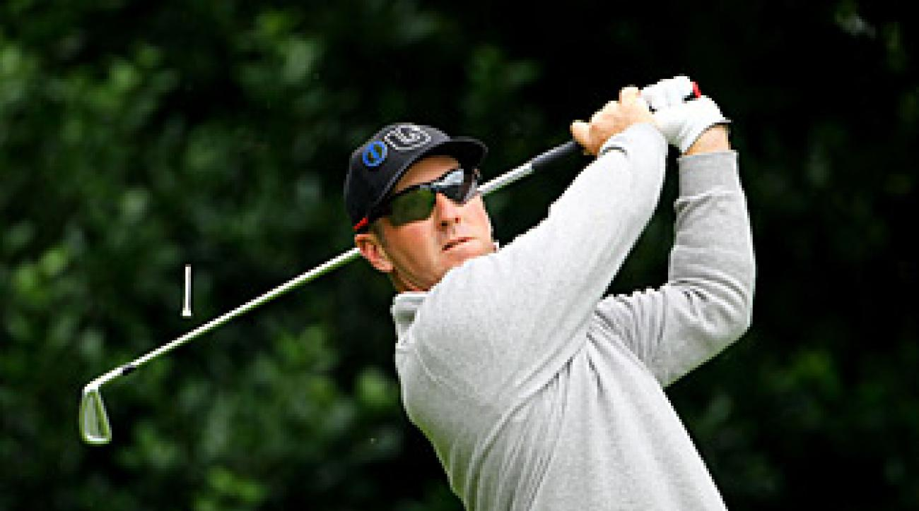 David Duval is relying on his past champion status to get into events this season.