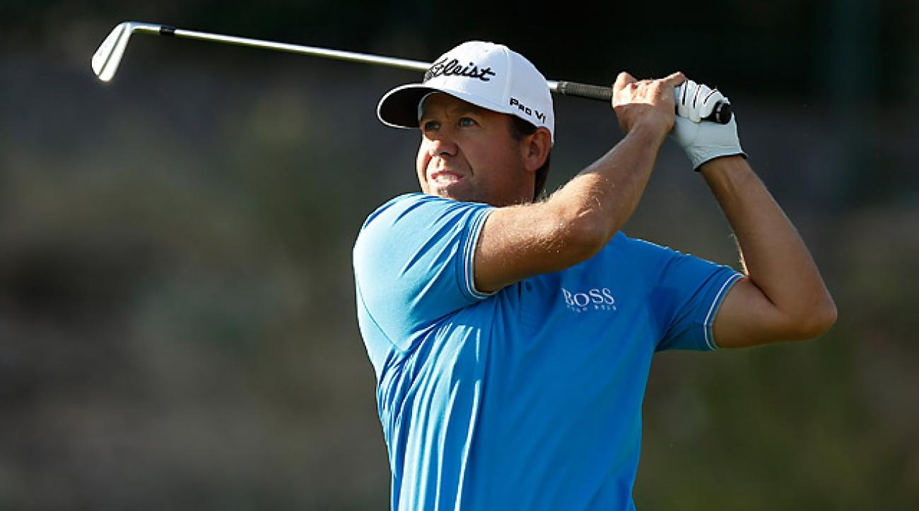 Erik Compton fired a 65 on Thursday.