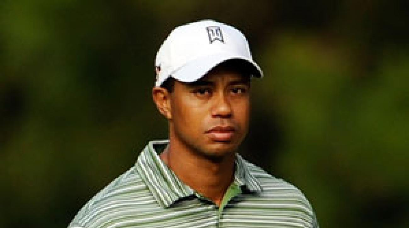 Tiger Woods hasn't made a statement since announcing his indefinite leave from golf.