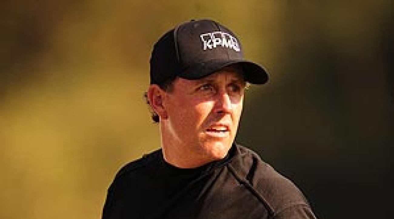 The Northern Trust Open was Mickelson's 33rd victory, and his 16th on the West Coast.