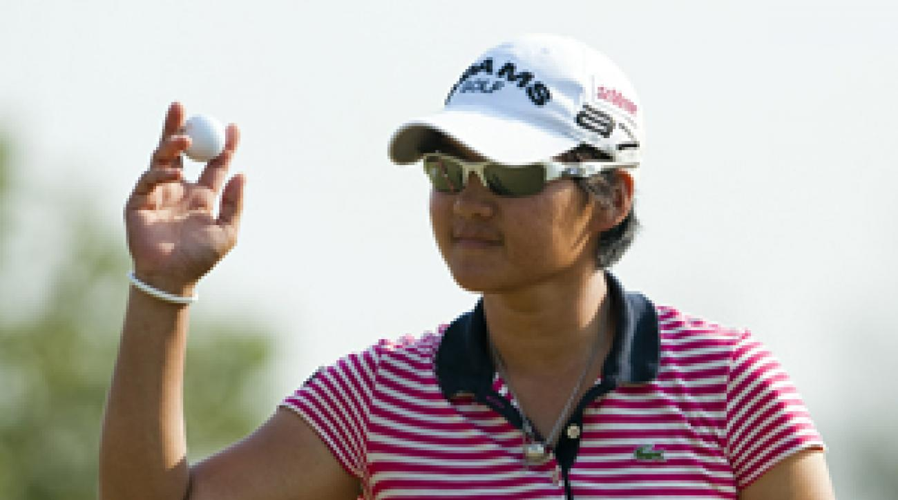 Yani Tseng will seek her fifth win of 2011 this week in Singapore.