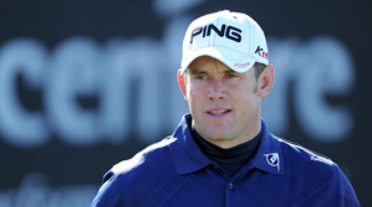 Lee Westwood, the No. 1 player in the world, faces Henrik Stenson in the opening round.