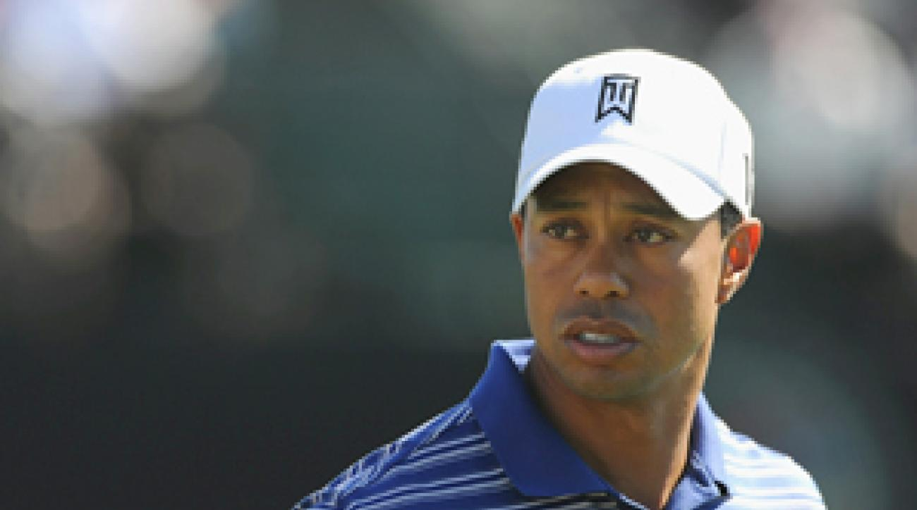 Tiger Woods is back at the Match Play Championship after dealing with a tabloid scandal last year.