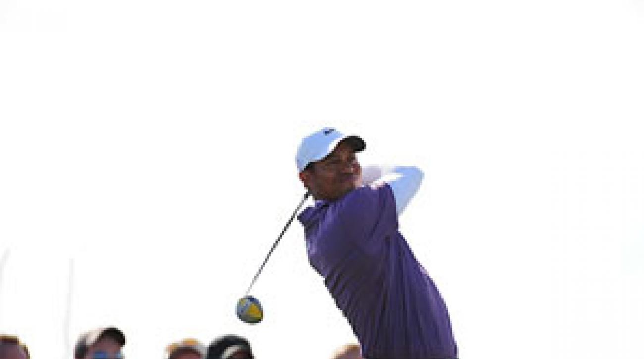 Tiger Woods won 12 majors this decade.