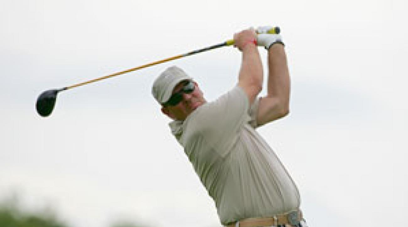 John Daly has lost more than 100 lbs. since having lap-band surgery.