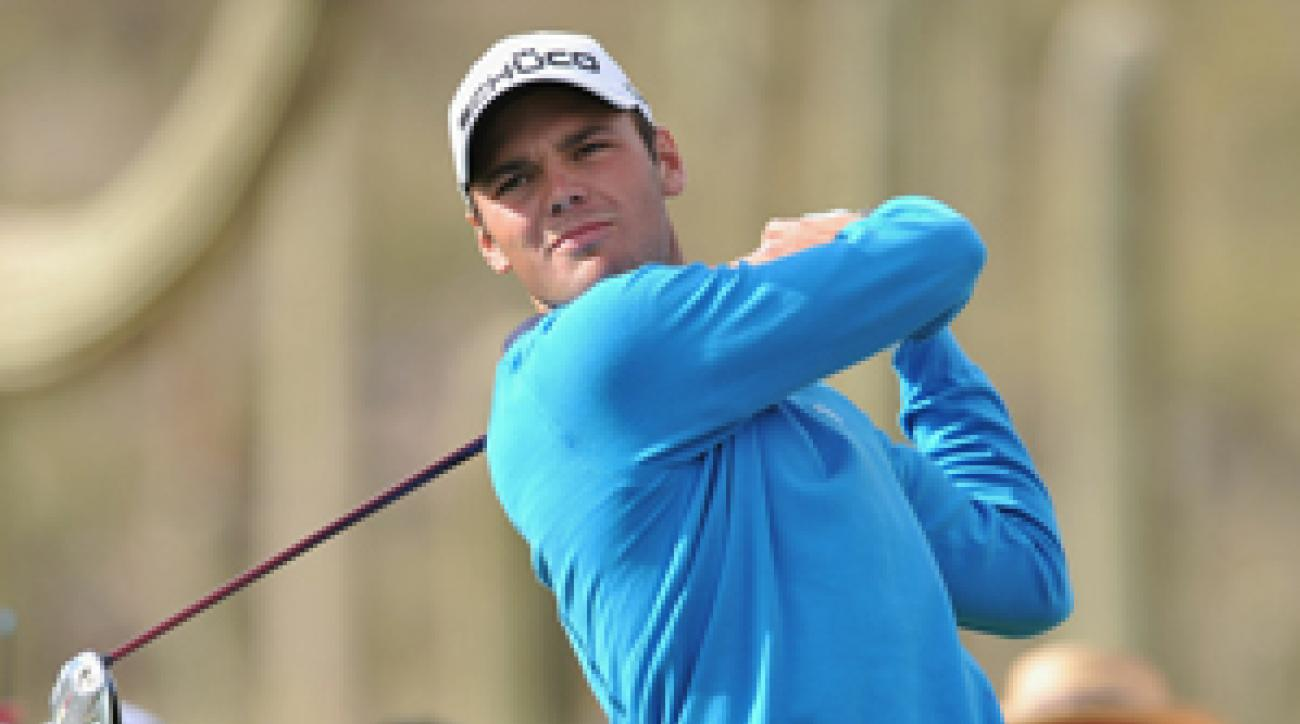Martin Kaymer will take over the No. 1 ranking if he makes the championship match.
