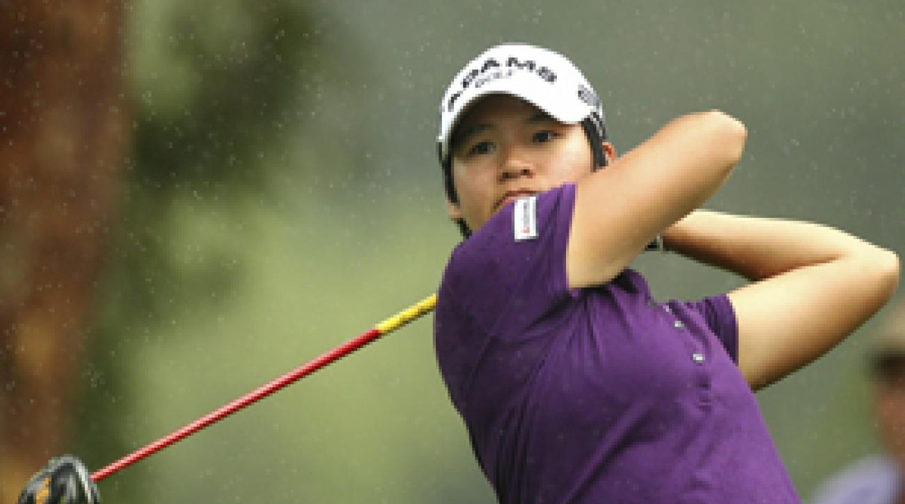 Yani Tseng made six birdies and no bogeys on Friday.
