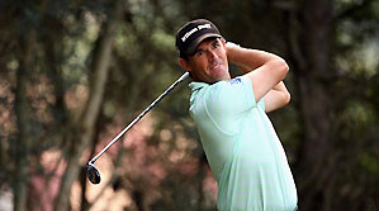 Padraig Harrington won the British Open in a playoff against Sergio Garcia.